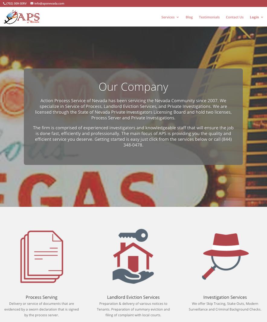 APS of Nevada - Peloton Digital